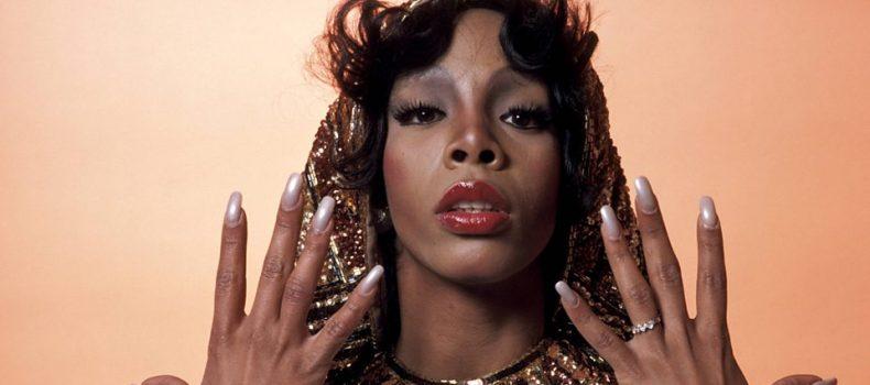 "In ricordo di Donna Summer, ""The Queen Of The Disco Music"""