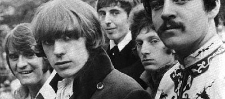 "25 maggio 1967: ""A Whiter Shade Of Pale"" dei Procol Harum entra nella classifica inglese per la prima volta"
