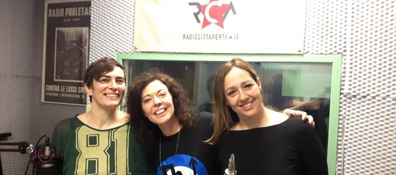Intervista e Minilive Susanna Buffa e Vanessa Cremaschi per Terredonne