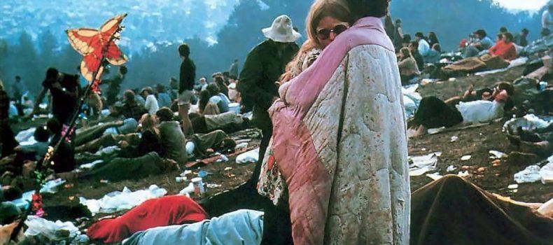 """11 maggio 1970: viene pubblicato il triplo album della colonna sonora di """"Woodstock 1969"""""""