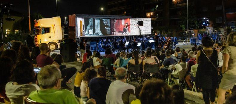 OperaCamion: l'operazione culturale del Teatro dell'Opera di Roma