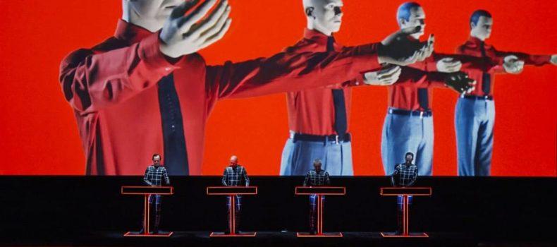"Kraftwerk @ Rock in Roma: ""Ciao, buonasera, auf wiedersehen""!"