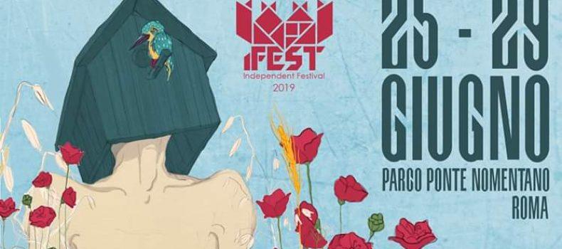 Da stasera parte l'IFest – Independent Festival Roma al Ponte Nomentano