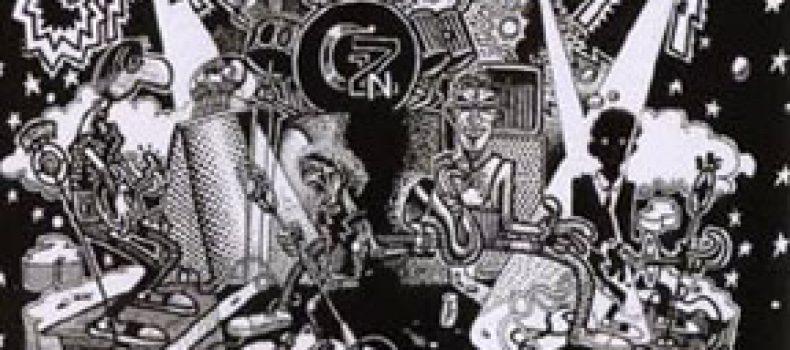 Ciao GianLuca Galliani, in arte Nico Gamma dei Gaznevada