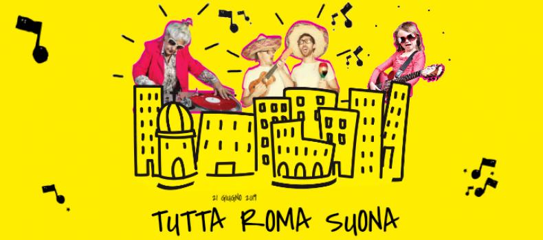 La Festa della Musica di Roma