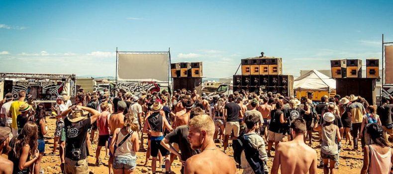 """Free Parties: quando """"L'hallucidité"""" divenne uno dei più grandi soundsystems della Francia del Sud"""