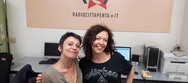 Intervista e minilive Livia Ferri 13-6-2019