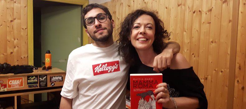 """Intervista a Mattia Marzi autore del libro """"Mamma Roma – La Terza Scuola di cantautori della Capitale"""""""