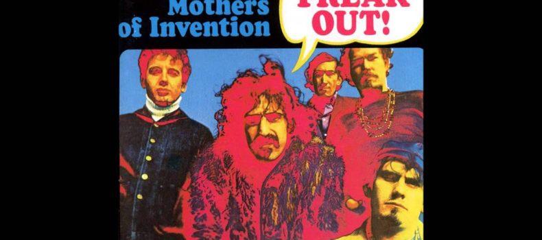 """Freak Out!"", il primo album di The Mothers of InventiondiFrank Zappa"