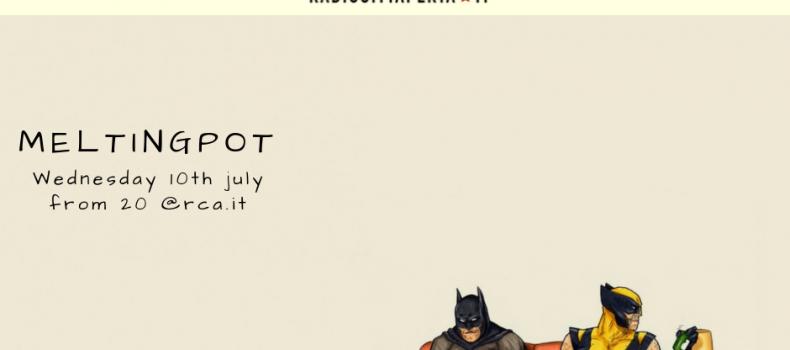 Playlist e podcast di MeltingPot del 10 luglio