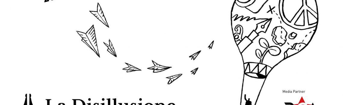 """Intervista di Alessio Ramaccioni a Giovanna Cavallo per le serate de """"La disillusione"""" al Parco Shuster di Roma"""