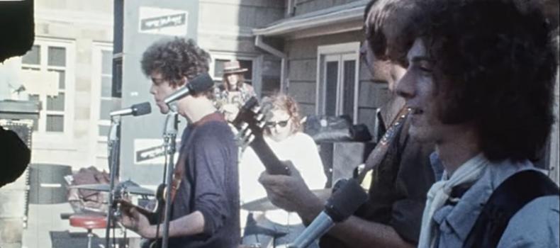 Velvet Underground: spunta un video di un loro concerto contro la guerra in Vietnam
