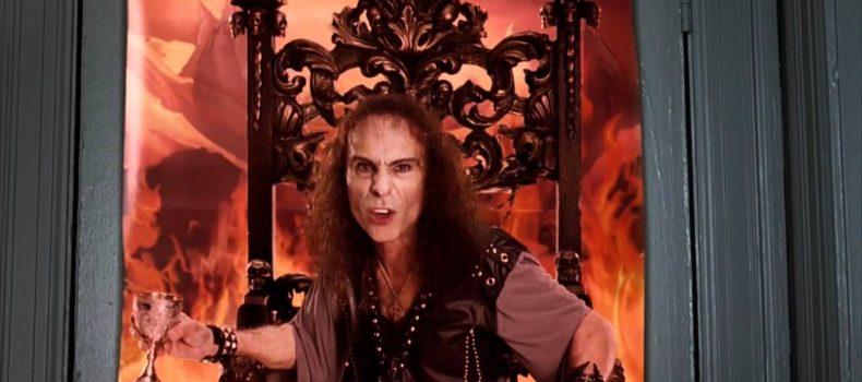 """Ronnie James Dio nel film """"Tenacious D e il destino del rock"""""""