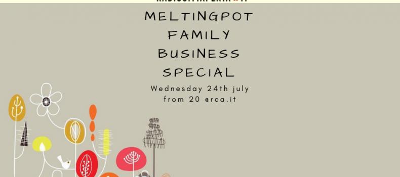 MeltingPot di mercoledì 24 luglio