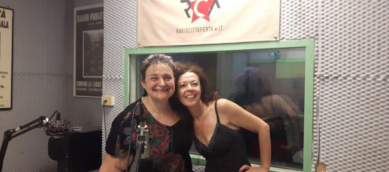Intervista a Gabriella Paolini 4-7-2019