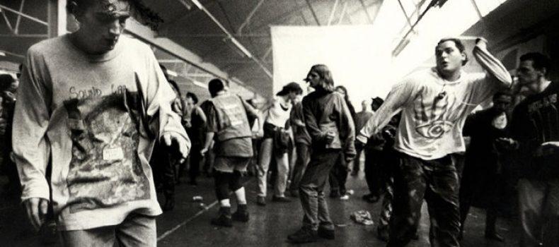 A Londra la prima grande mostra sulla rave culture e l'acid house