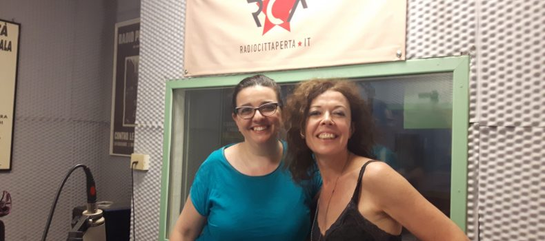 Intervista a Sabrina Di Paolo 4-7-2019