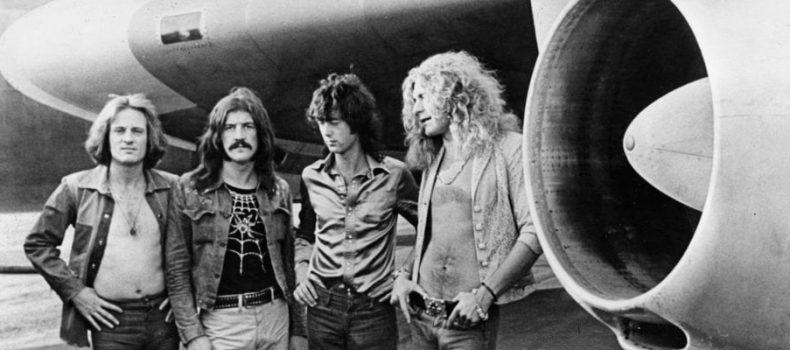 12 agosto 1968: i Led Zeppelin suonano insieme per la prima volta in uno scantinato a Londra