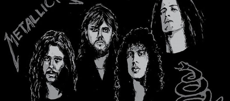 13 agosto 1991: esce The Black Album dei Metallica