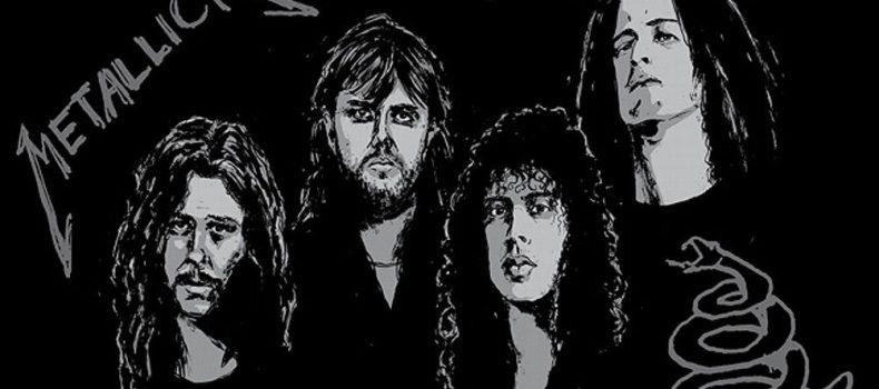 13 agosto 1991: esce The Black Album dei Metallica
