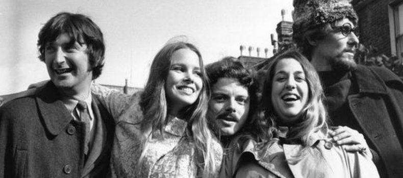 Quando Scott McKenzie cantava San Francisco (Be Sure to Wear Flowers in Your Hair)