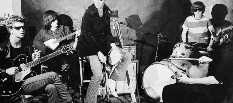 A Symphony of Sound: quella volta che Andy Warhol filmò i Velvet Underground mentre improvvisavano…