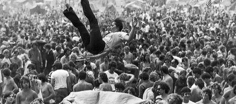 Hippie Birthday Woodstock '69! Il più grande raduno rock di tutti i tempi compie 50 anni