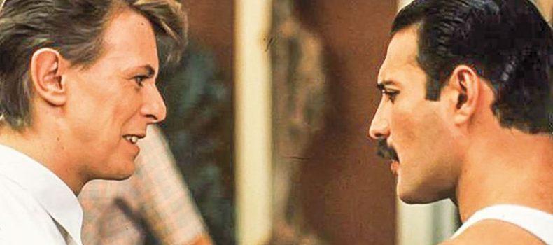 """Ricordando Freddie Mercury: la storia di """"Under Pressure"""", la hit dei Queen con David Bowie"""