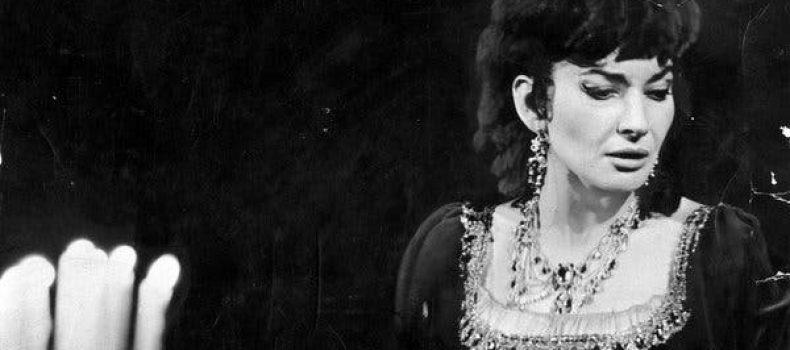 "Maria Callas canta Puccini _ Tosca ""Vissi d'arte"" @ Covent Garden 1964"