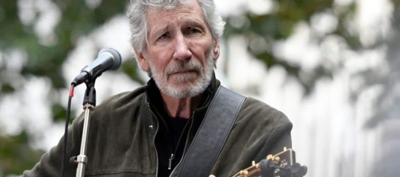 "Roger Waters dedica ""Wish you were here"" a Julian Assange"