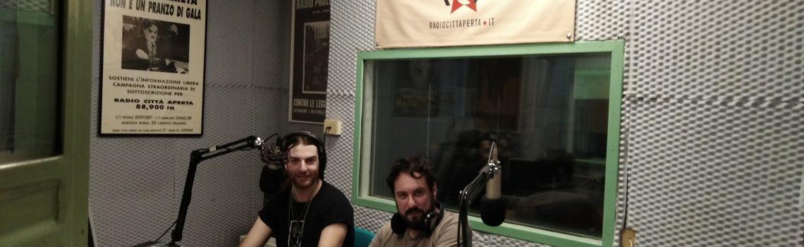 Intervista Klang a Marco Bonini e Cristiano Latini 2-9-2019