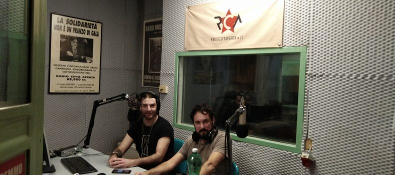Intervista Klang con Cristiano Latini e Marco Bonini 2-9-2019
