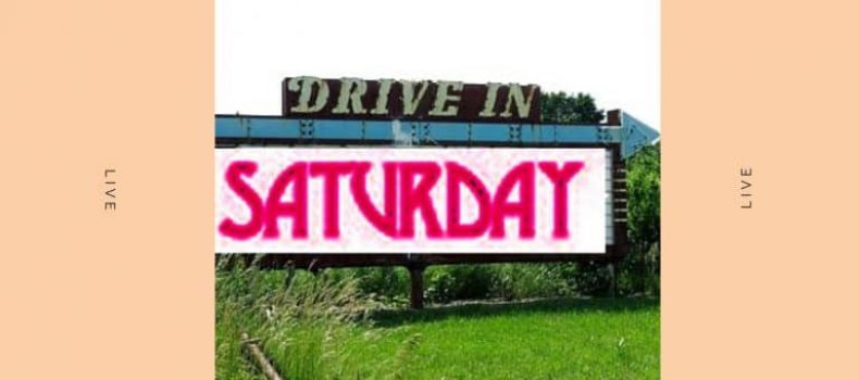 "Scaletta e podcast ""Drive in Saturday"" (28/9/2019)"