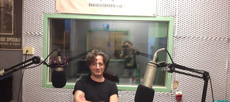 Intervista e playlist Fabio Magnasciutti 29-08-2019