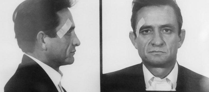 Johnny Cash, l'uomo in nero della musica country