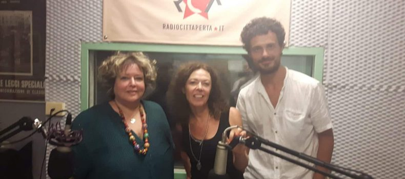 Intervista e minilive Raffaela Siniscalchi 5/9/2019