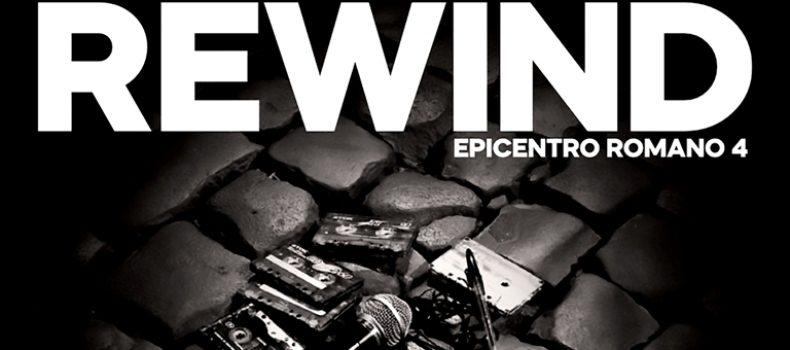 """""""Rewind – Epicentro Romano 4"""" in uscita il 18 ottobre assieme al libro e alla mostra su Crash Kid"""