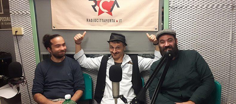 Intervista e minilive Filuccio e Fattacci 31-10-19