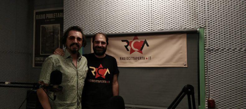 Intervista Matteo D'Incà 18-10-2019