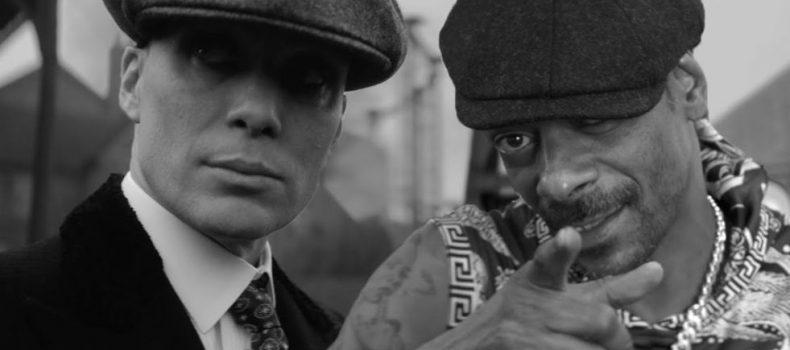 """Snoop Dogg ha coverizzato """"Red Right Hand"""" di Nick Cave per la serie TV Peaky Blinders"""
