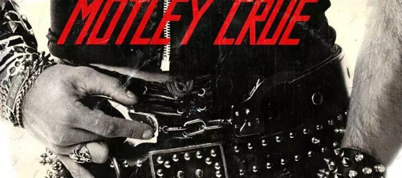 """Too Fast for Love"", il primo album deiMötley Crüe"