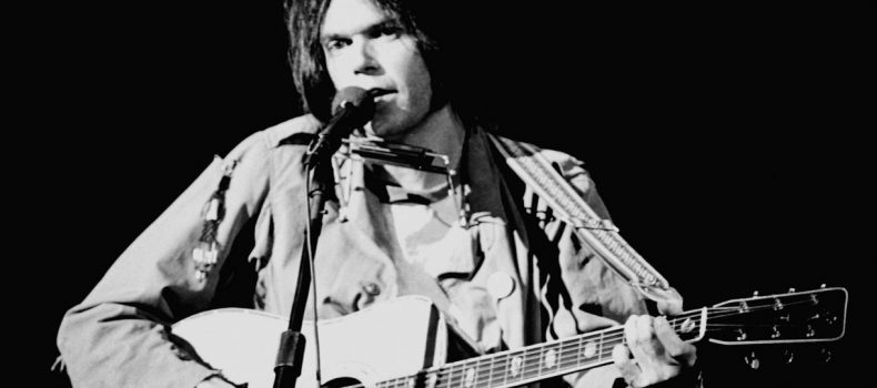 """Buon compleanno Neil Young: """"Down By The River"""""""