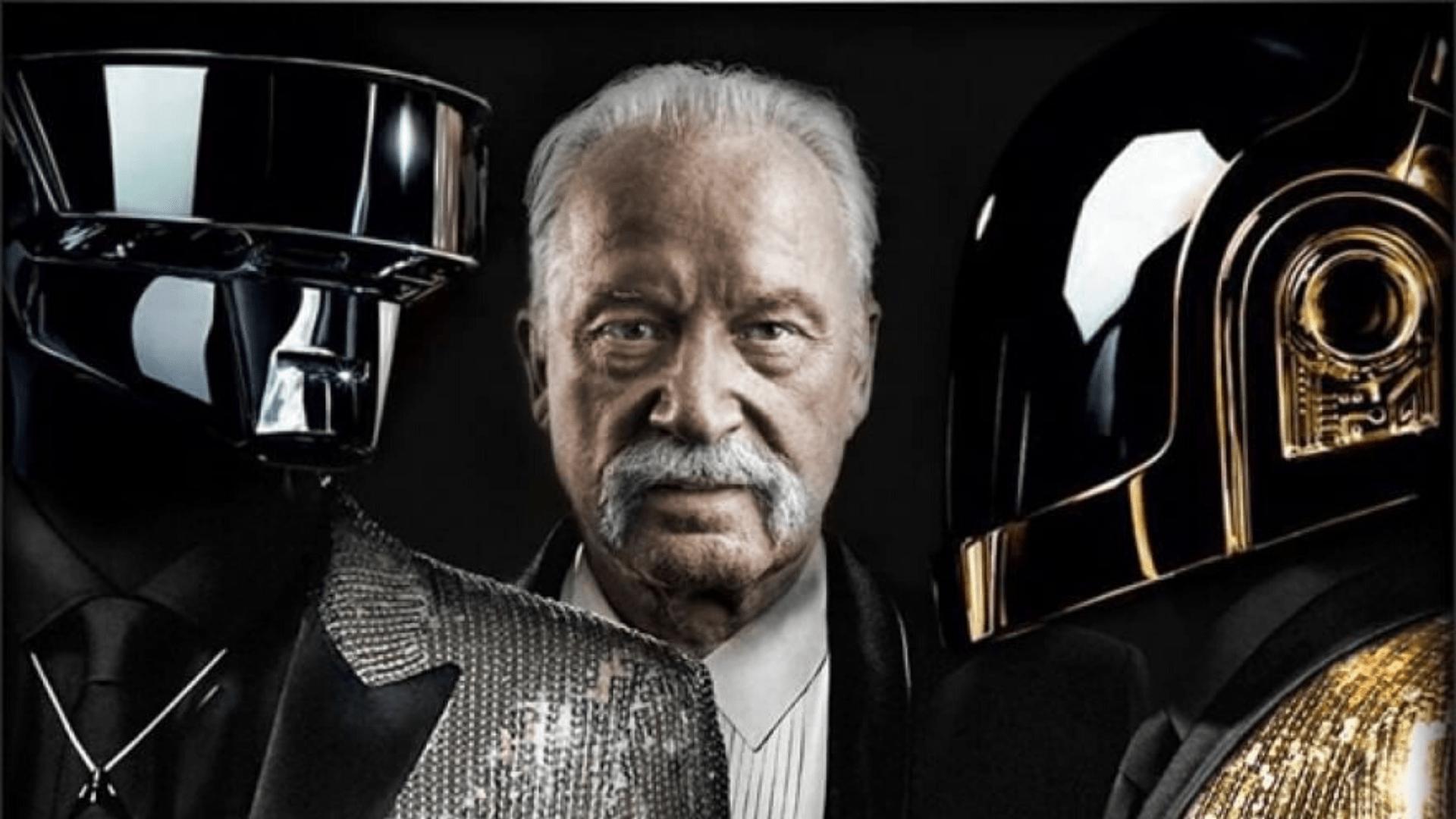80 anni per Giorgio Moroder! L'omaggio dei Daft Punk