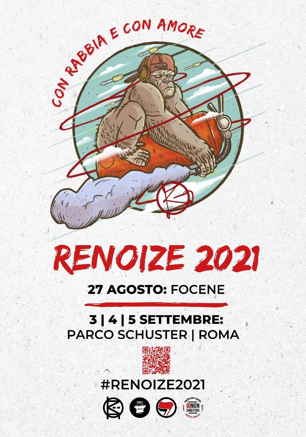 Radio città aperta a Renoize ★ 2021
