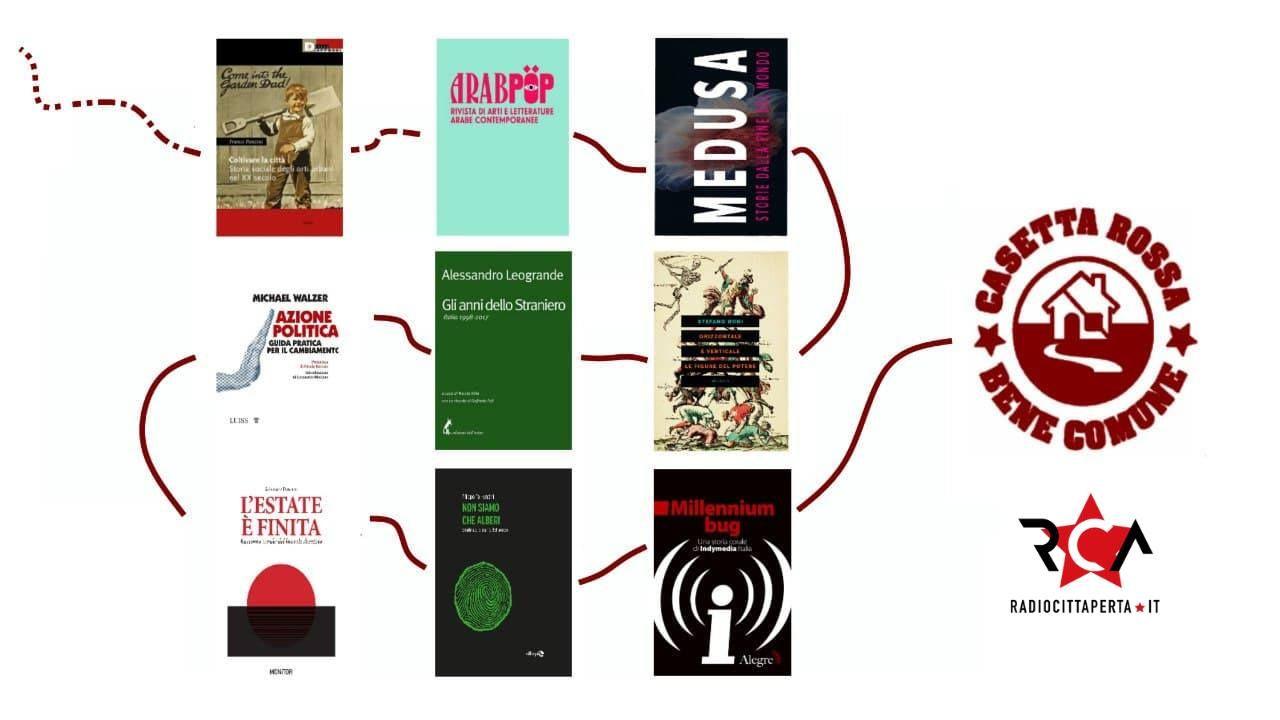 Radio Città Aperta alla Piccola Fiera dell'editoria radicale