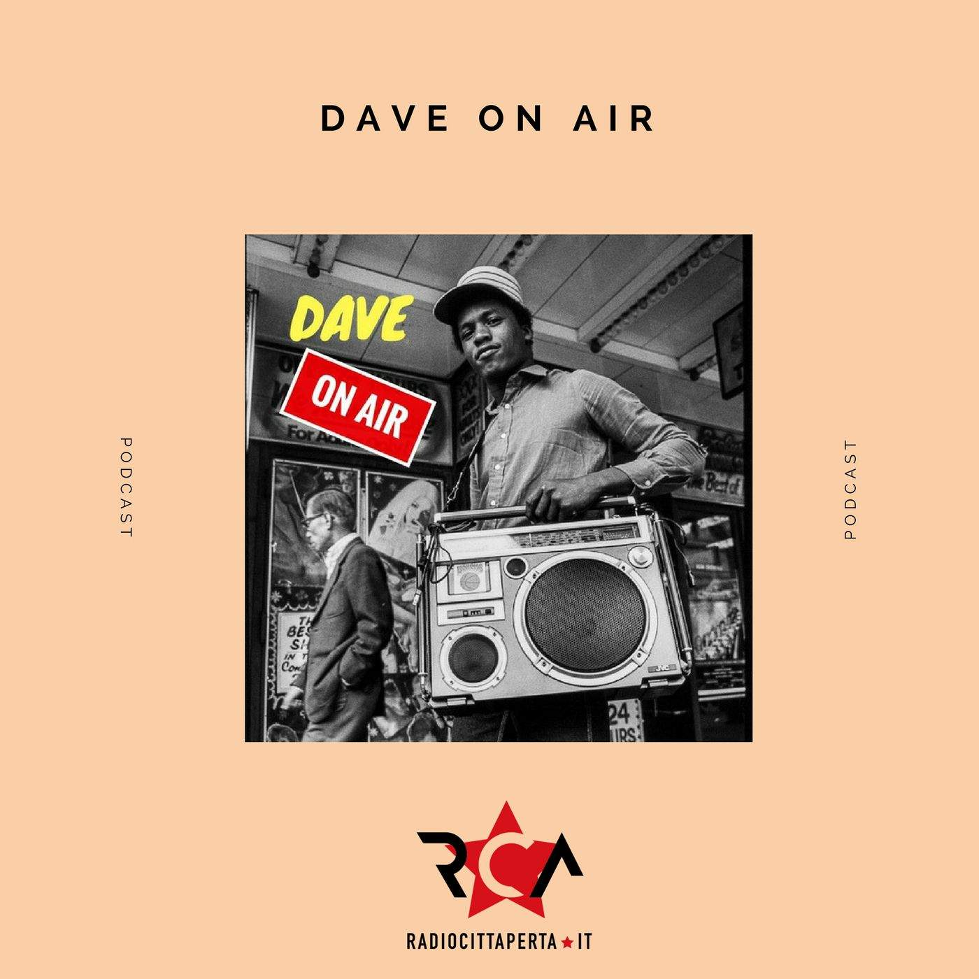 DAVE ON AIR con DAVE ONE del 14-09-2019