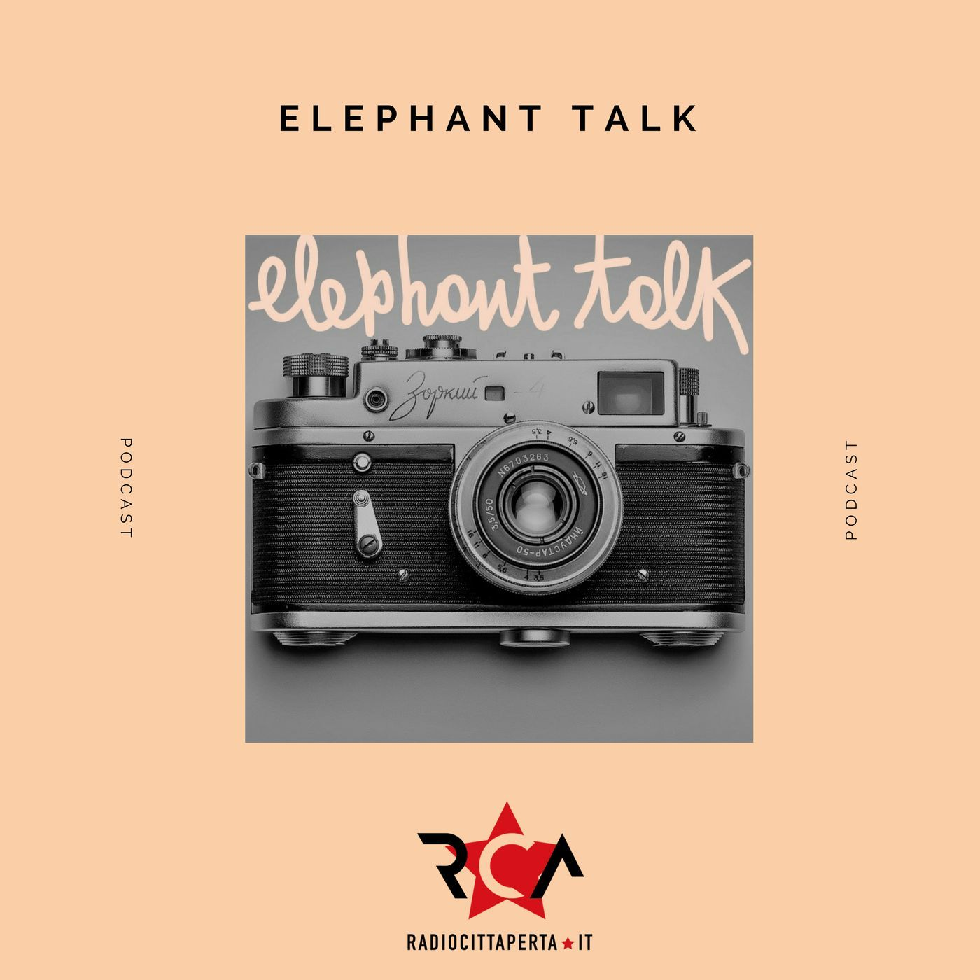 ELEPHANT TALK con FEDERICA del 06-12-2019