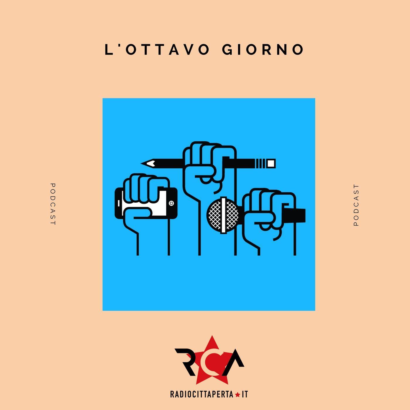 L'OTTAVO GIORNO con VALENTINO DE LUCA del 11-12-2019