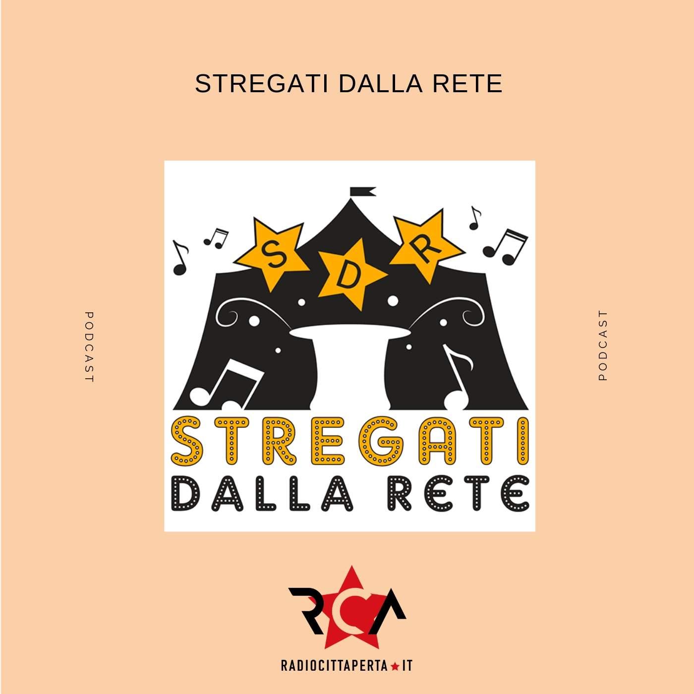 STREGATI DALLA RETE con SIMONE MAUROVICH e DAVIDE CALCABRINA del 12-11-2019