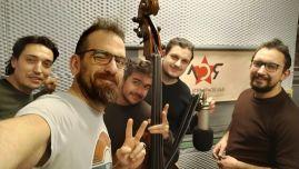 Intervista e live dei Federico Pascucci East Trio